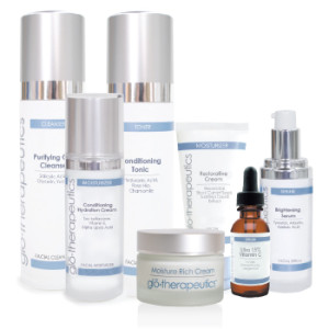 glo therapeutics skincare